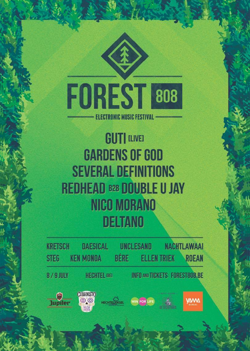 Poster of Forest 808