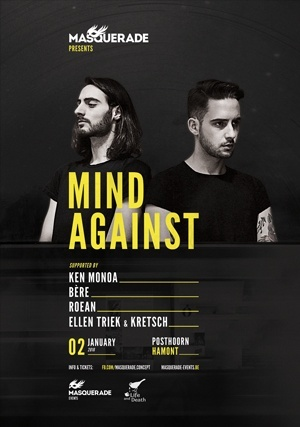 Poster of Masquerade with Mind Against